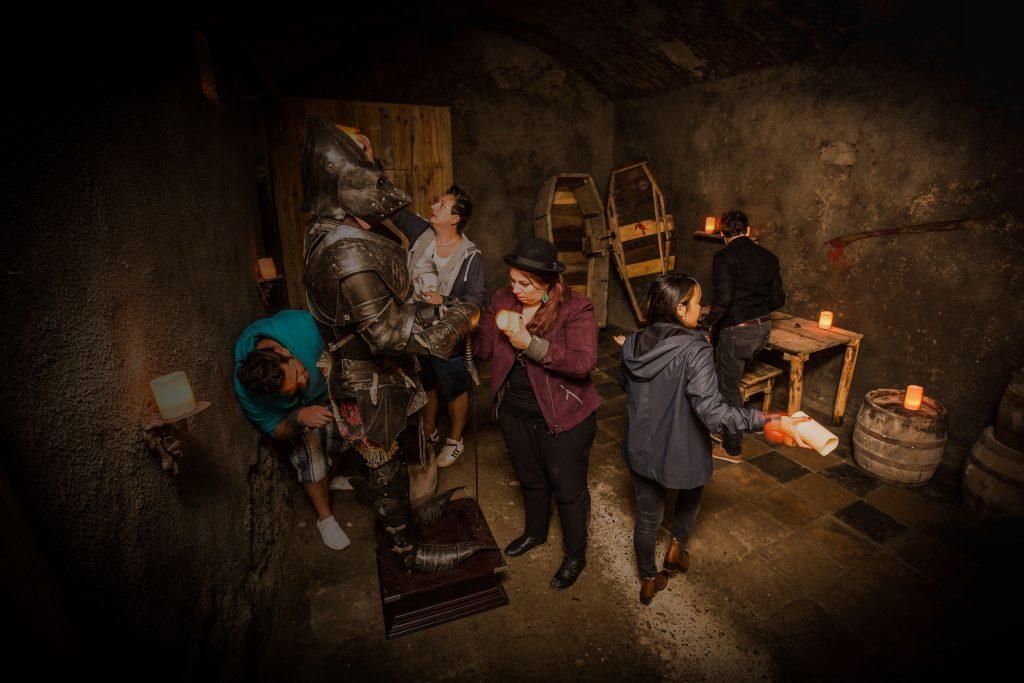 Escape Dungeon Escape Room Das Geheimnis des Kristallschädels Sörg Liebenfels
