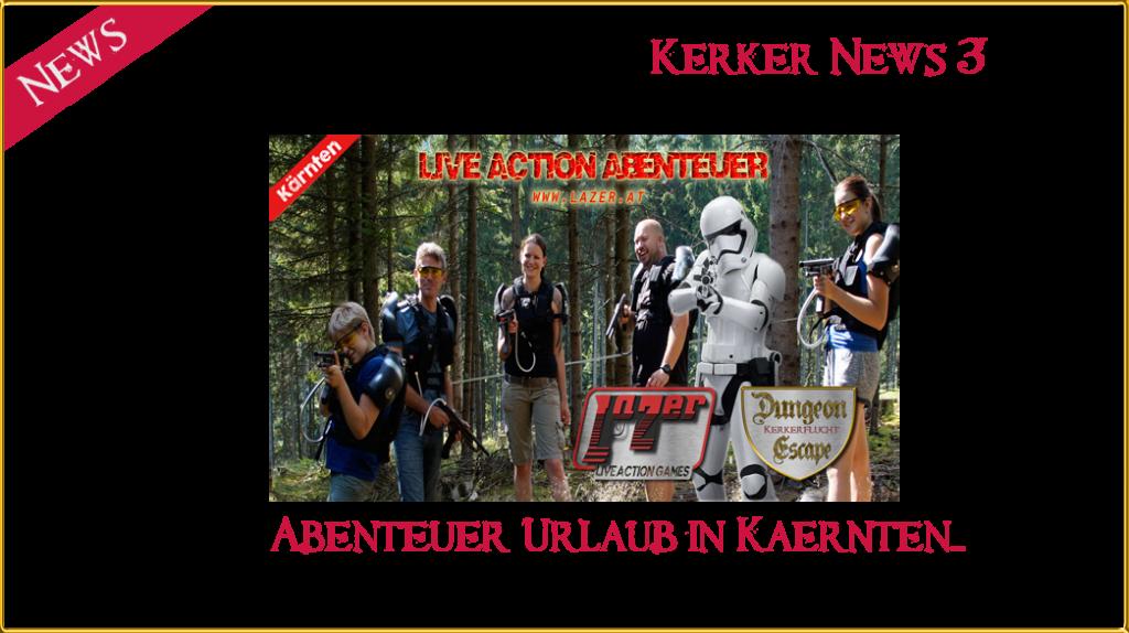 Abenteuer Urlaub in Kärnten erleben