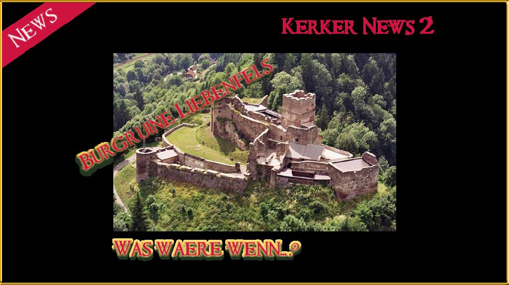 Projekt oder Traum Burgrunine Liebenfels Kärnten